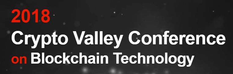 Crypto Valley Conference on Blockchain Technology